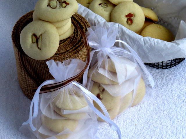 Nan Khatai | Butter Biscuits - Edible Gifts