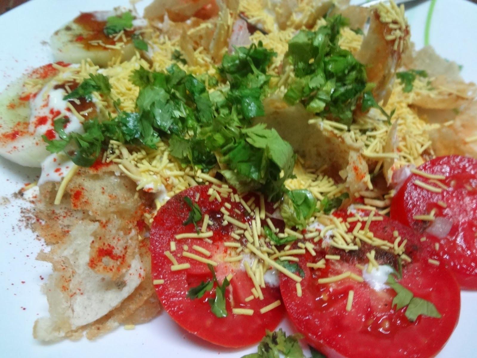 Salad Bhel