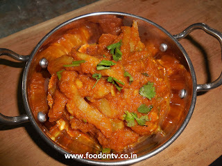 French Fries Curry Recipes-A New Curry Recipe