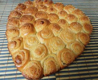 Brioche de Coco com Canela e Homenagem ao Dia Mundial do Pão.