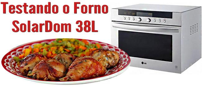 coxa de frango assado no grill