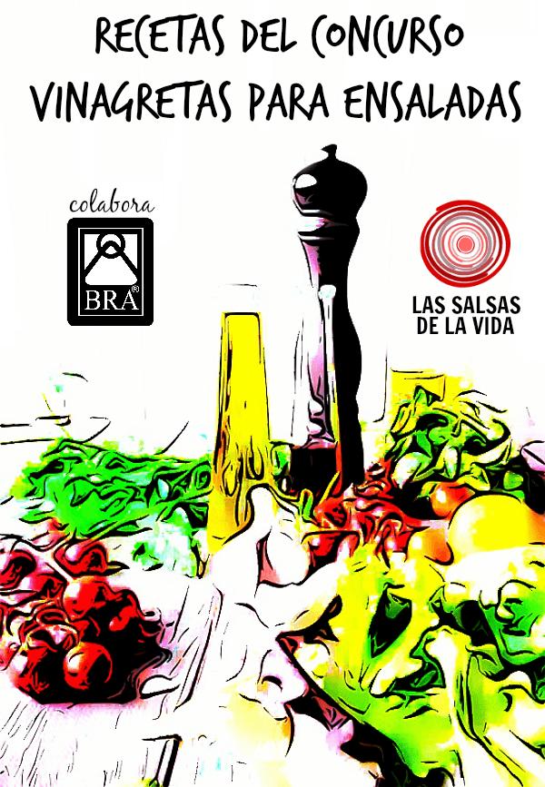 Concurso - Vinagretas para ensaladas - Las vinagretas participantes