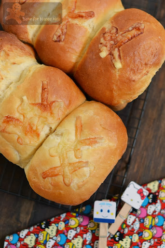 Japanese Style Cheese Breads