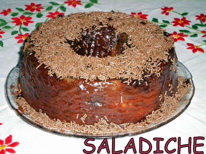 bolo formigueiro feito com oleo e agua