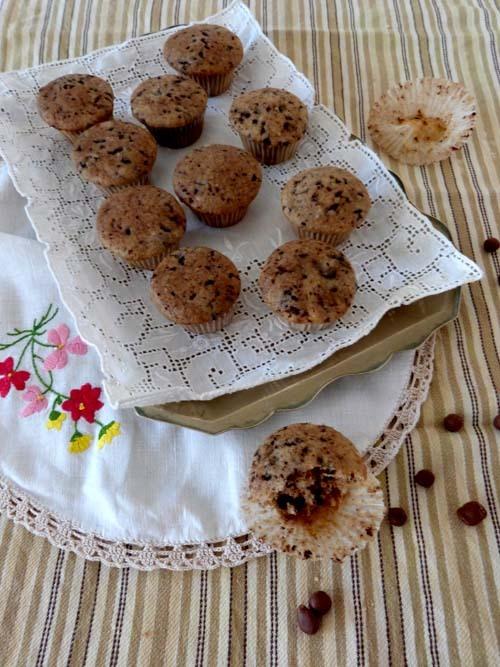 muffins toddy | resultado de la votación