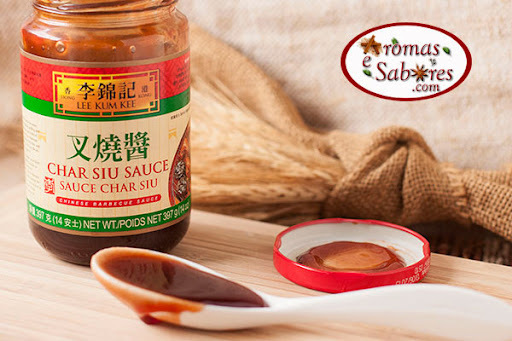 Tempero chinês Char Siu e receita de frango assado