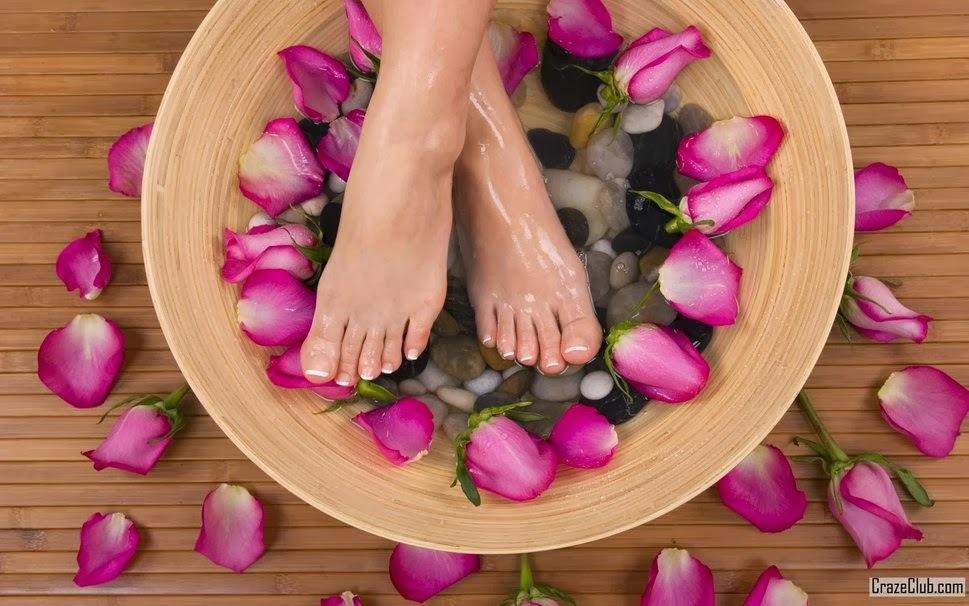 Receita caseira de esfoliação para os pés: elimina o chulé e deixa a pele lisinha