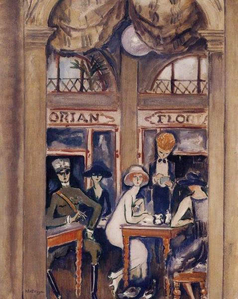 A Arte e a Gastronomia - Kees van Dongen