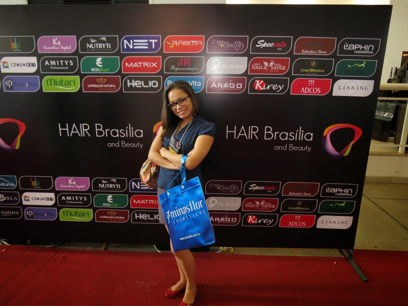1º Dia Hair Brasília And Beauty 2014