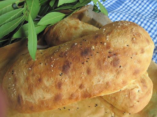 kruh od prosa bez kvasca