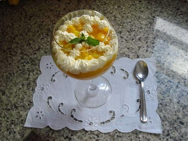 Sobremesa Tropical