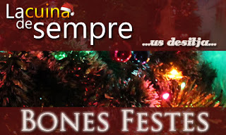 ARTICLE: Bon Nadal 2012 !!!