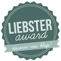 Selo Liebster Award e um Bolo de Cenoura
