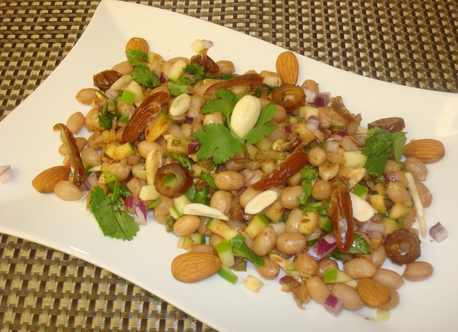 Peanut Chilled Salad