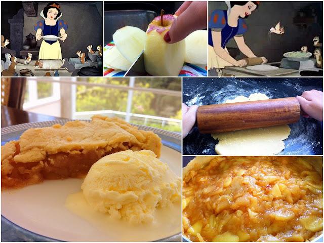 Torta gostosa de maçã! (parte I)