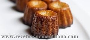 Como preparar Cannelés de Burdeos, un dulce y delicioso postre