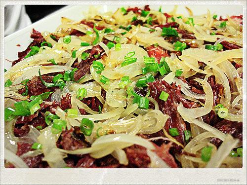 Comida de Boteco: Carne Seca Acebolada