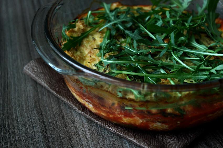 "recipe: zucchini ""lasagne"""
