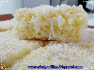 como fazer bolo com manteiga de garrafa