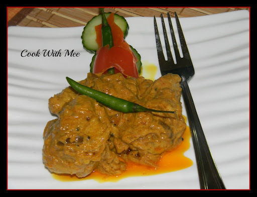 Murg Malai Curry