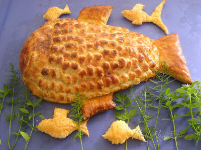 Ryba sviatočná - ryba vianočná
