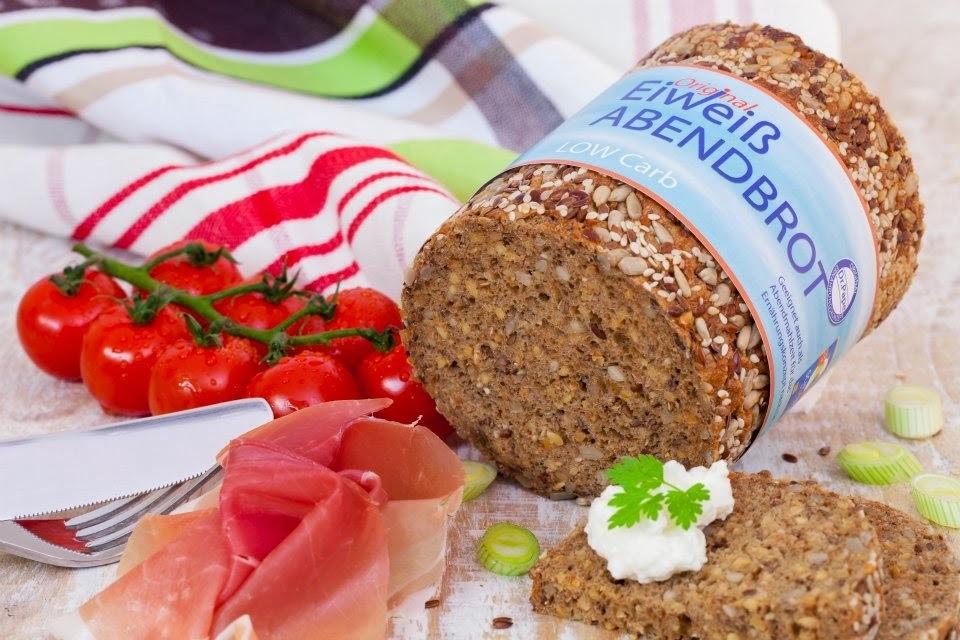 Večerní bílkovinový chléb