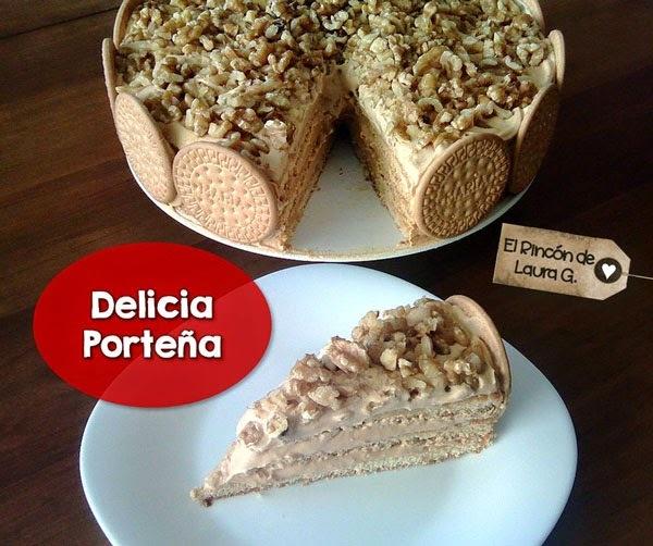 Receta de Tarta Delicia Porteña