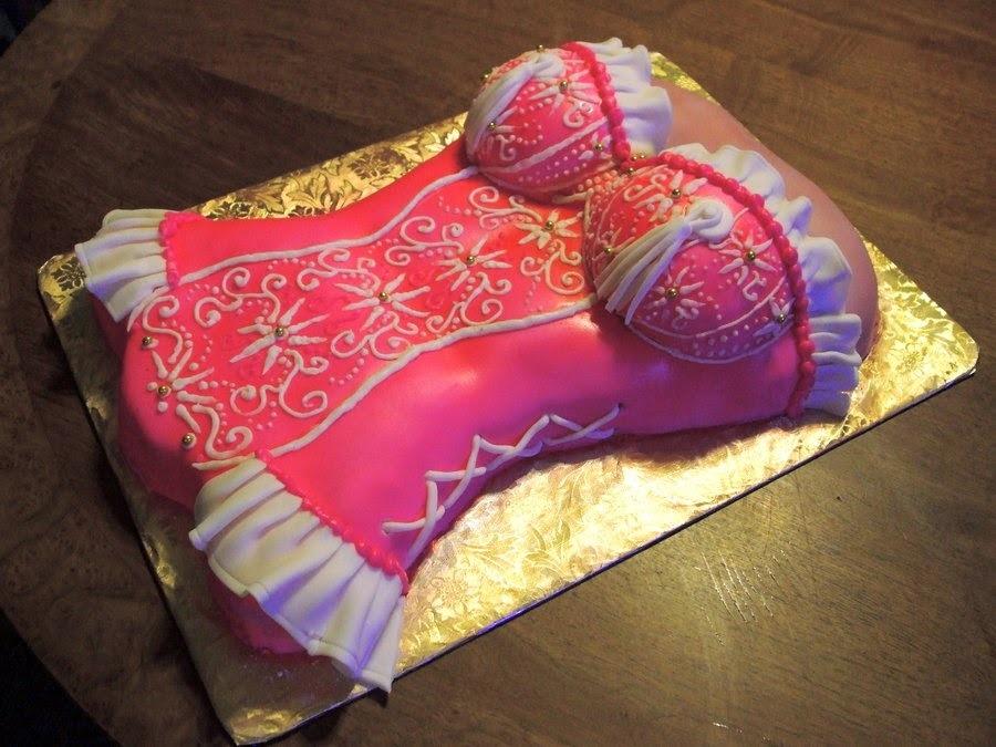 Aprenda a fazer um bolo espartilho