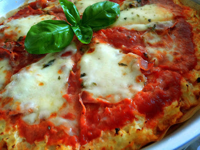 KARFIOLOVA PIZZA