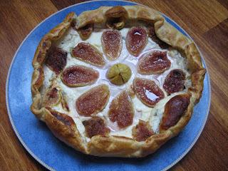Quiche di Fichi (Figs Quiche)