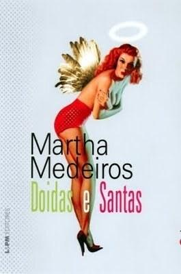 Ganhei ontem e tô amando as crônicas da Martha.