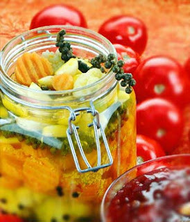 MIXED VEGETABLE-WATER PICKLE
