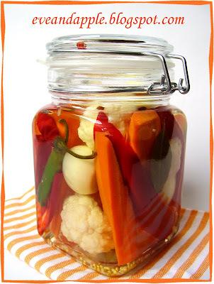 Extra gyors savanyított zöldségek télire