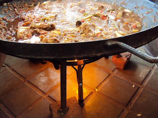 carne al disco de arado