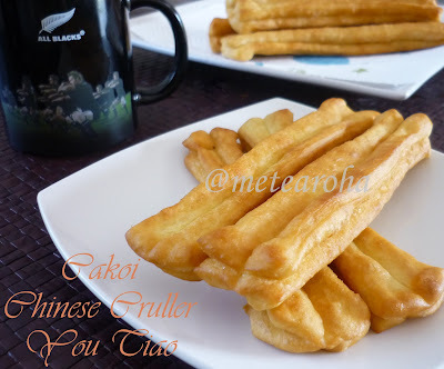 Chinese Cruller / You Tiao / Cakoi