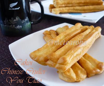 Chinese Cruller / You Tiao / Cakoi