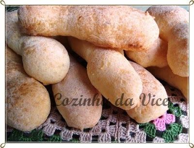 Biscoito de Polvilho da vó Maria