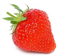 Manjar Com Frutas Vermelhas