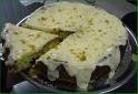 de bolo dona benta de limao com iogurte e raspas de limao