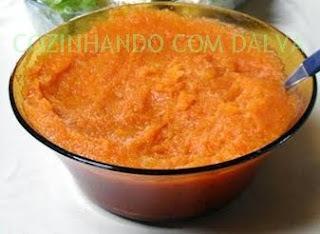 Quibebe (prato típico do nordeste usado na sexta-feira santa)