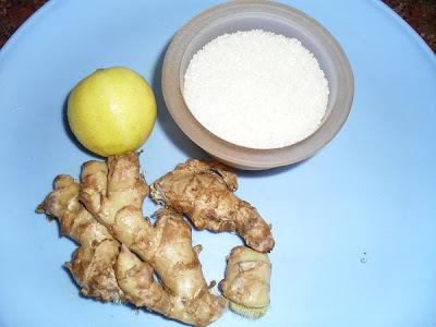 Inji Murabba - Pickled Ginger