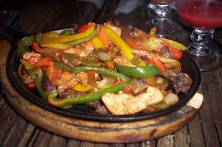 Tacos de Fajita Mixta