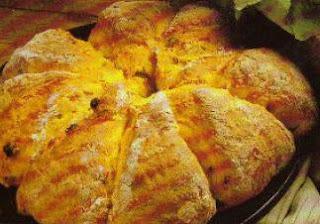 Pan de calabaza dulce