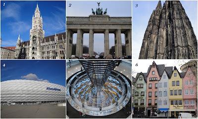 Dicas de Viagem [Sem Lactose] para a Alemanha