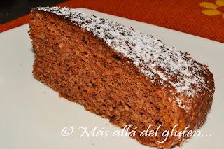 Torta de Zanahoria (Receta GFCFSF)