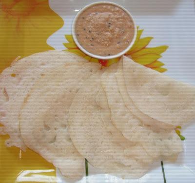 Rice Adai(Dosa)