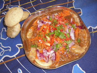 Masala Puri | Bengaluru Style Street Food