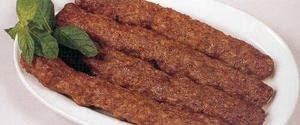kafta de carne moida