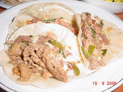 preparar bistec de cerdo