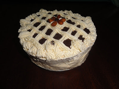torta rusa alemana
